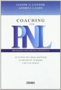 "Libro ""Coaching con PNL"" Escrito por Joseph O'Connor y Andrea Lages"