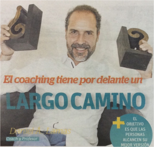 Daniel Álvarez Lamas - El Coaching tiene por delante un largo camino