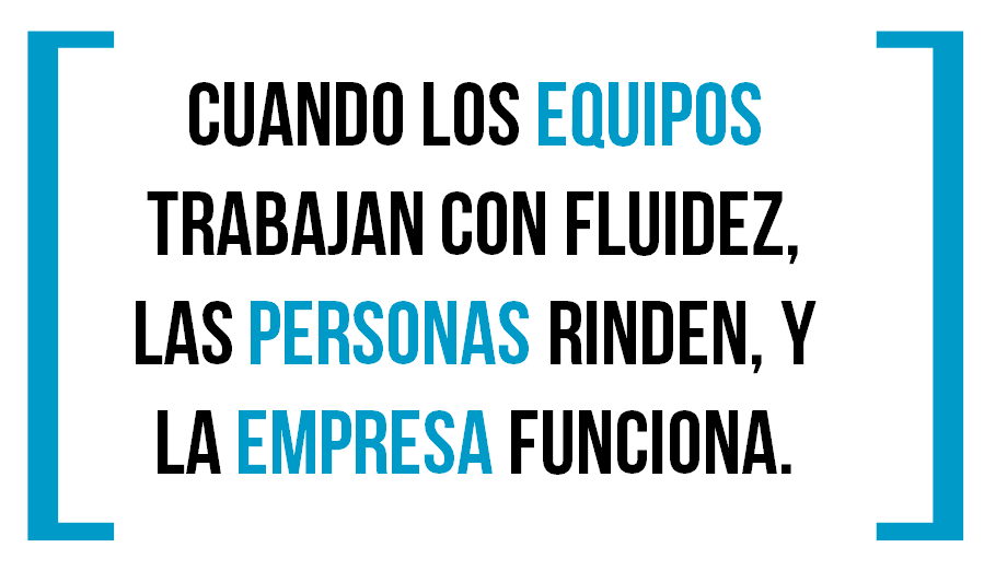 Frase beneficios del Coaching de Equipos