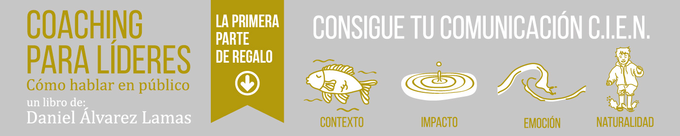 Banner promocional del Libro Coaching para Lideres de Daniel Álvarez Lamas