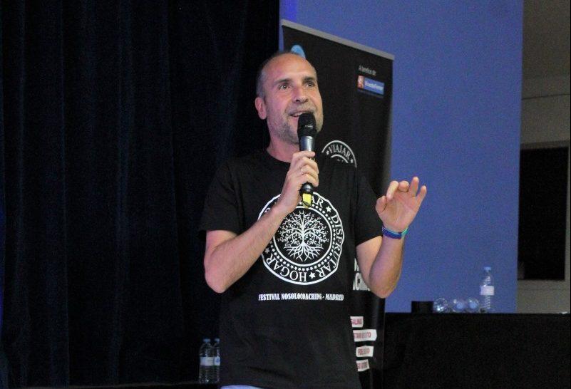 Daniel Álvarez Lamas en Festival Internacional #NoSoloCoaching 2019