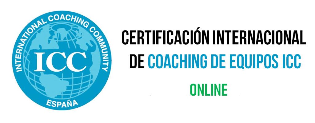 Certificacion Internacional de Coaching de Equipos de ICC