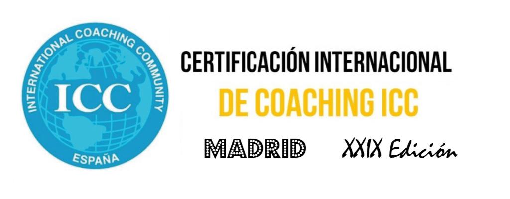 Certificacion Internacional de Coaching de ICC en Madrid