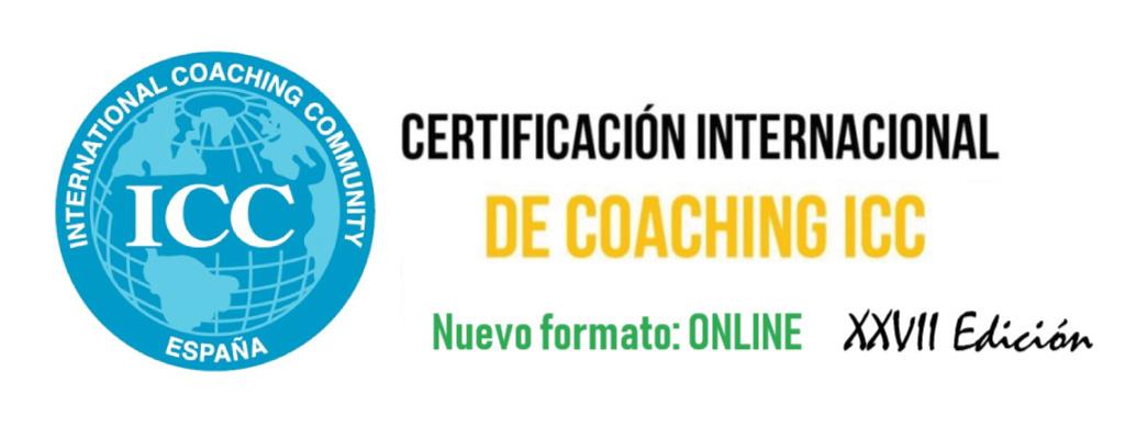 Certificacion Internacional de Coaching Online de ICC