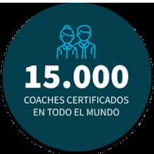ICC ha certificado a más de 15.000 coaches a lo largo de su historia