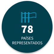 ICC está representada en más de 78 países